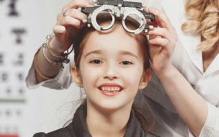 Контактные линзы ухудшает зрение