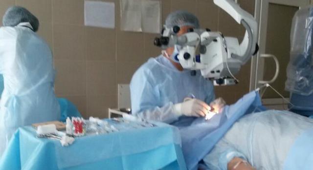 Нагрузки после операции на глаза