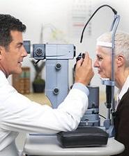 Врач глаукоматолог