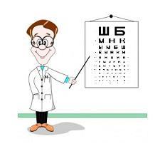 Гимнастика для глаз против близорукости