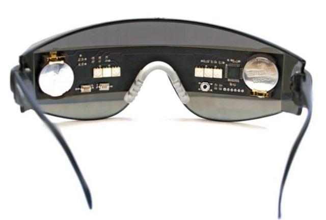 0b5c01ff9aa7 Очки тренажеры для глаз Асист  описание аппарата, отзывы и цена