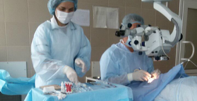 Имплантация ФИОЛ: отзывы, клиники