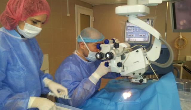 Глаукома лечение лазером стоимость