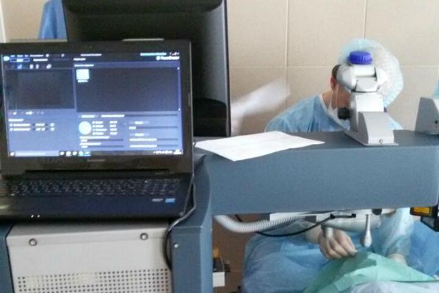 Обследование перед ЛКЗ при прогрессирующей миопии