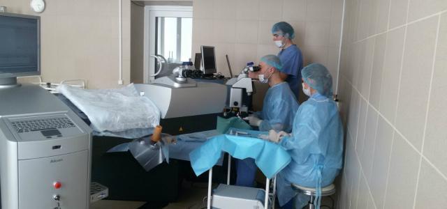 Миопия третьей (высокой) степени: осложнения, лечение, операции