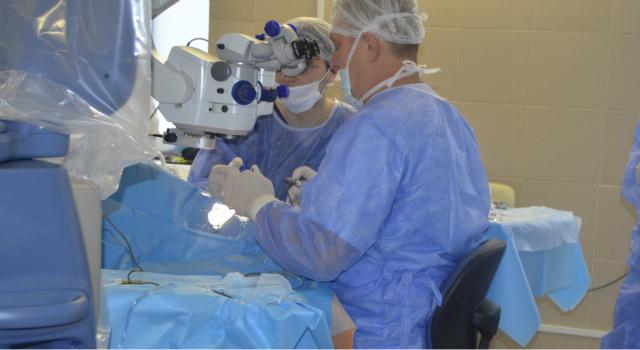 Диагностика и лечение панофтальмита