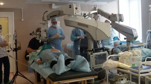 Трансплантация роговицы глаза: клиники, отзывы
