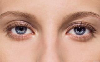 Заболевания верхних и нижних век глаза