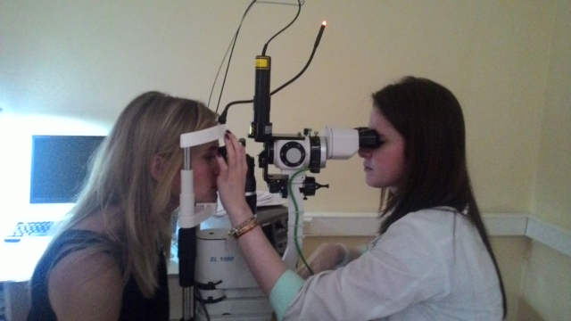 Лечение ПХРД сетчатки глаза