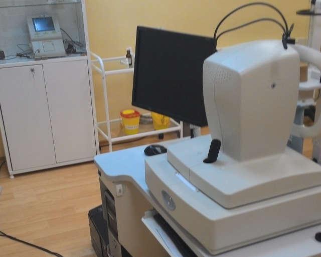 оптическая когерентная томография переднего отрезка глаза
