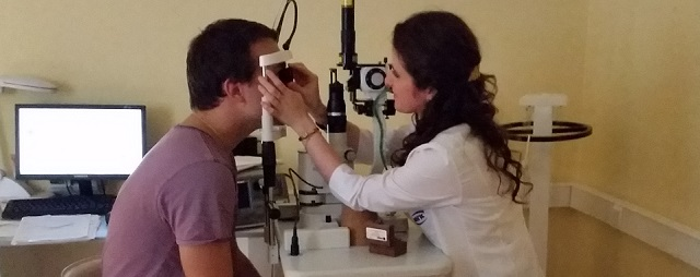 Зрительный нерв глаза заболевания