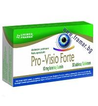 Про-визио Форте, витамины для глаз: инструкция по применению, аналоги, цена и отзывы